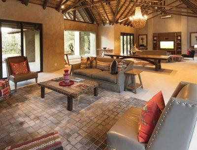 Kapama Southern Camp - Lounge, Kapama Game Reserve, South Africa