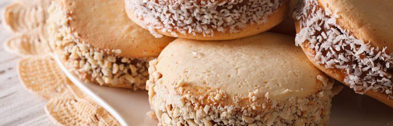 Alfajores Argentine cookies