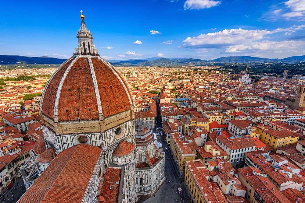 Duomo. Basilica di Santa Maria del Fiore, Florence, Italy