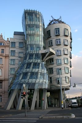 Dancing House, Prague, Czech Republic