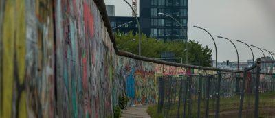 East Side Gallery at Berlin Wall, Berlin, Germany