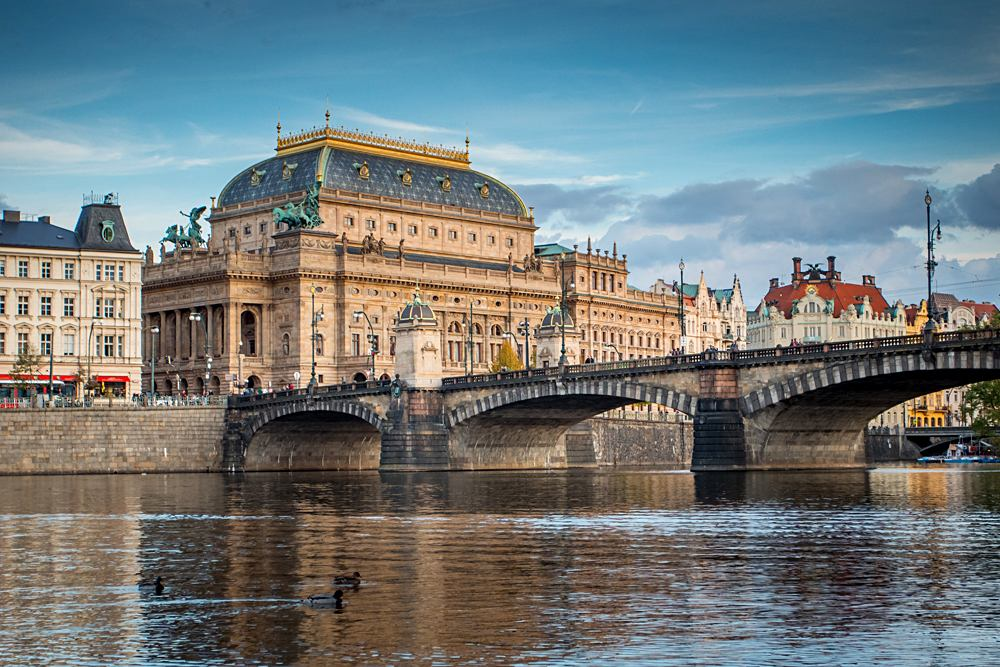 Prague National Theatre, Czech Republic