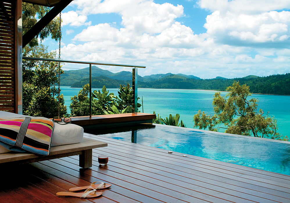 Qualia on Hamilton Island, Whitsundays, Queensland, Australia