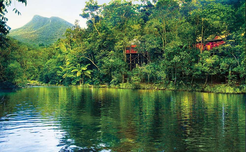 Silky Oaks Lodge, Daintree Rainforest, Queensland, Australia