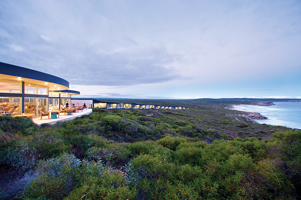 Southern Ocean Lodge, Kangaroo Island, South Australia, Australia