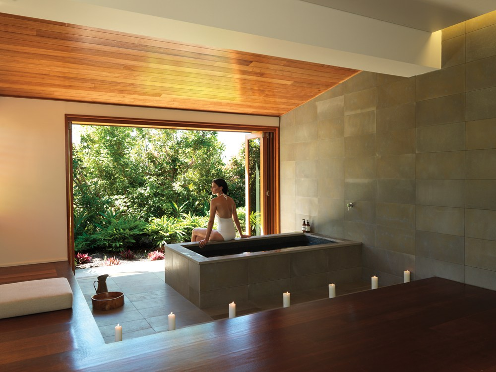 Spa Qualia, Hamilton Island, Whitsundays, Queensland, Australia