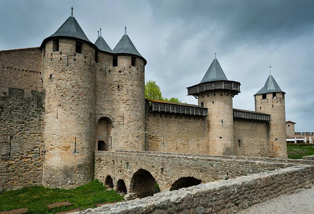 Hotel de la Cite de Carcassonne, Languedoc-Roussillon, France
