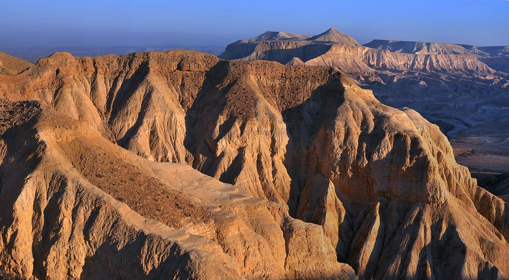 Mountains of the Negev Desert, Israel