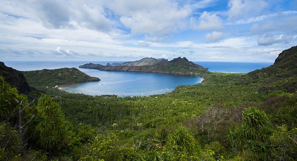 Nuku Hiva, Marquesas Islands, Tahiti (French Polynesia)