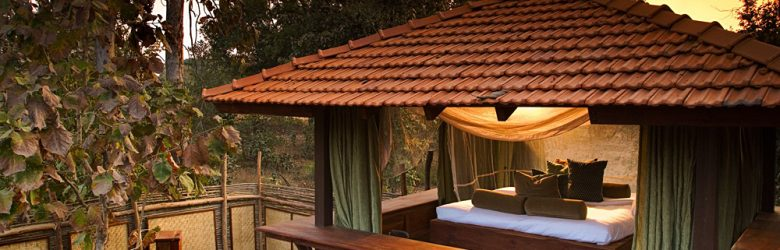 Taj Hotel Safari Lodge - Suite, India