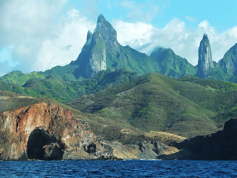 Ua Pou, Marquesas Islands, Tahiti (French Polynesia)