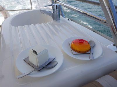 Christian Baines - Adriano Zumbo desserts, Sydney, Australia