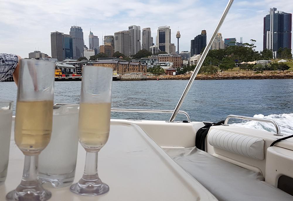 Christian Baines - Your New Favourite View of Sydney, Sydney, Australia