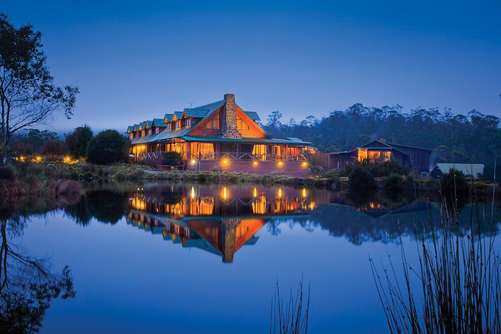Peppers Cradle Mountain Lodge, Cradle Mountain, Tasmania, Australia