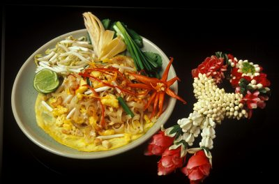 Thailand Tourism - Thai Food in Bangkok, Thailand 005747