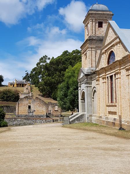 Christian Baines - Exploring Port Arthur Historic Site, Tasmania, Australia