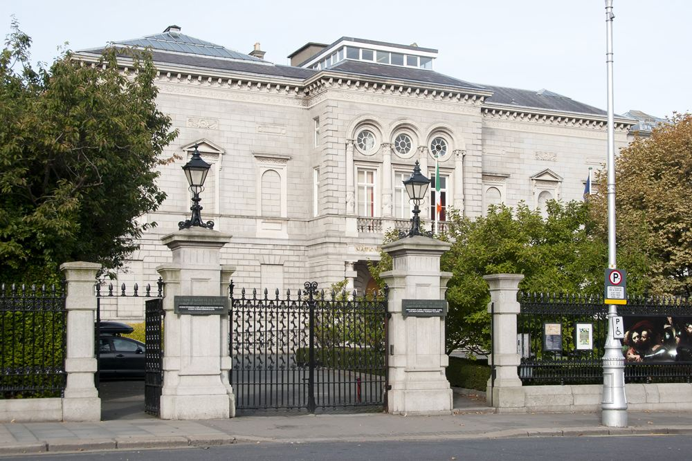 National Gallery of Ireland in Dublin, Ireland