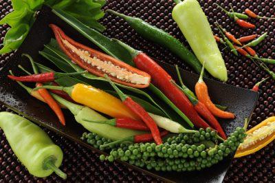 Thailand Tourisms - Spicy Thai Vegetables, Bangkok-00014116, Thailand