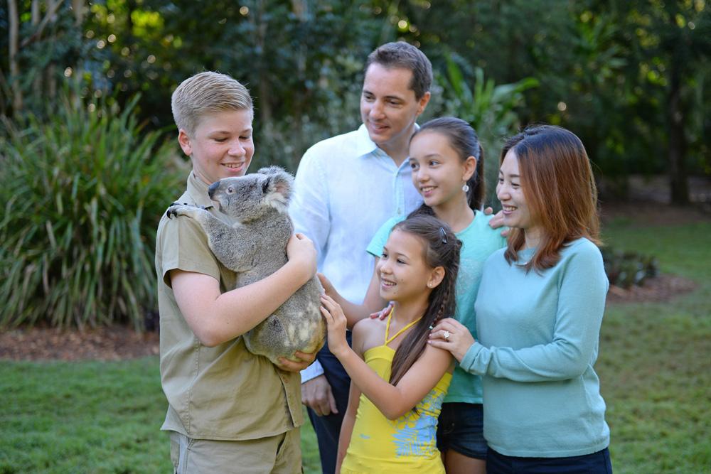 1506B_Robert_Koala Encounter_Australia Zoo, Queensland, Australia