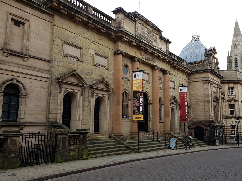Christian Baines - The National Justice Museum, Nottingham, England, UK (United Kingdom)