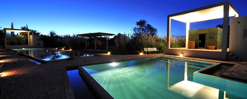 Explora Atacama spa and pool, Atacama, Chile