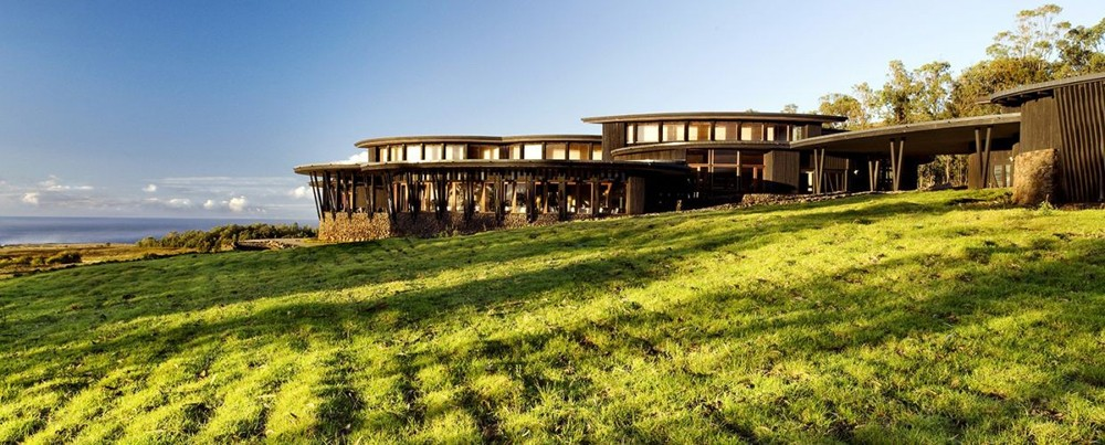 Explora Lodge Exterior, Easter Island (Rapa Nui), Chile