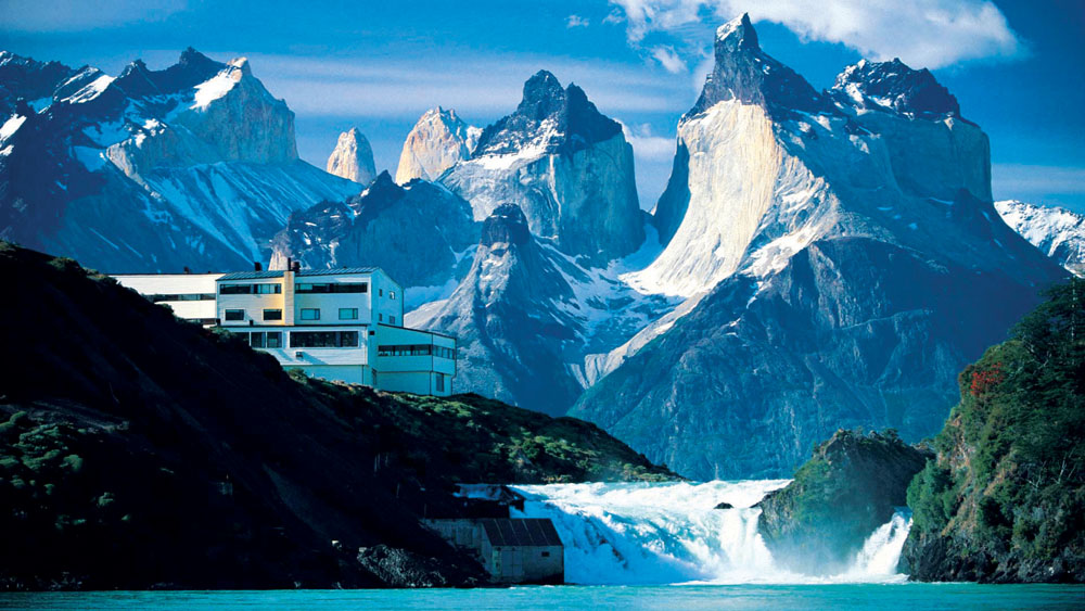 Explora Patagonia Lodge in Torres del Paine National Park, Patagonia, Chile