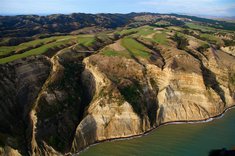 Janie Robinson - Cape Kidnappers Golf Course, New Zealand