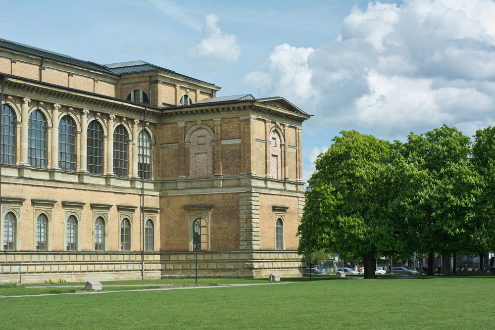 Alte Pinakothek in Munich, Germany