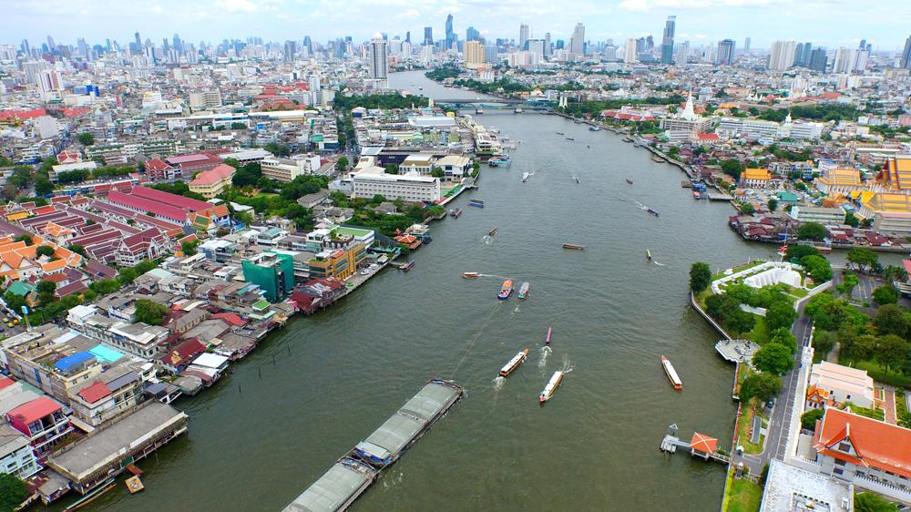 Chao Phraya River, Bangkok, Thailand _526106815