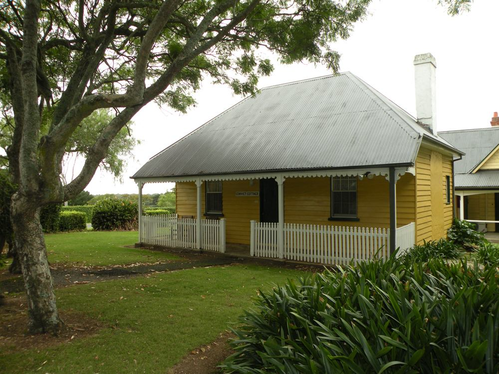Janie Robinson - Convict Cottage accommodation at Coolangatta Estate Winery, New South Wales, Australia