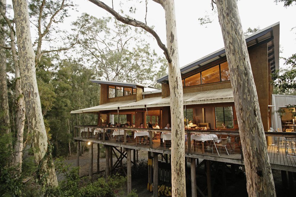 Janie Robinson - Gunyah Restaurant at Paperbark Camp, New South Wales, Australia