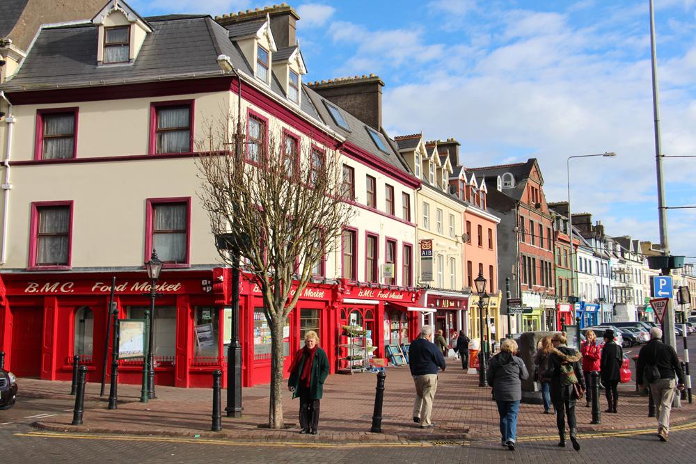 Janie Robinson - Pretty seaside town of Cobh, Ireland