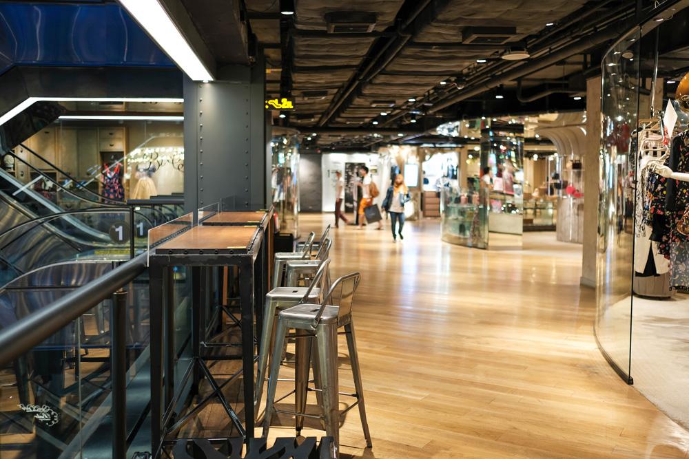 Shops at Siam Center, Bangkok, Thailand