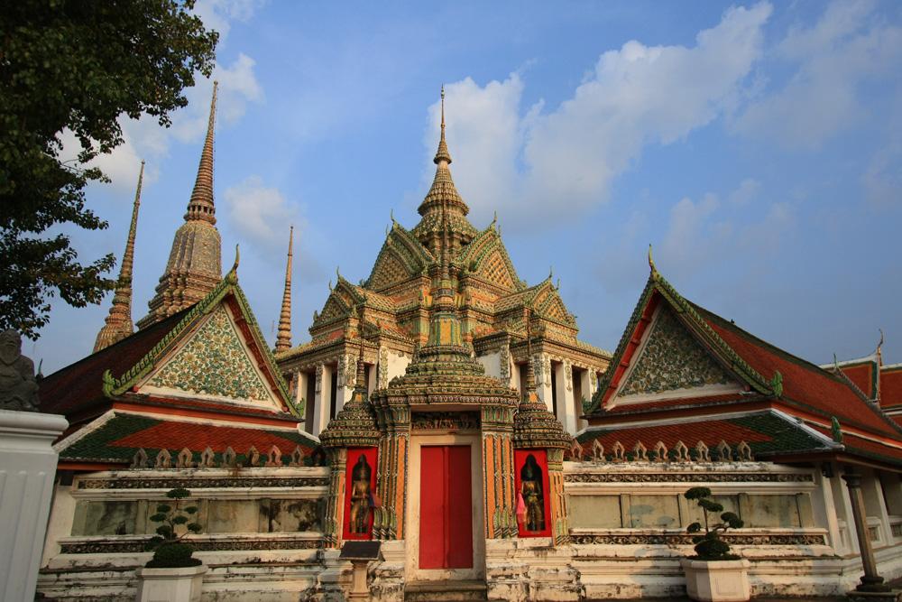 Wat Pho Thai Traditional Medical and Massage School, Bangkok, Thailand