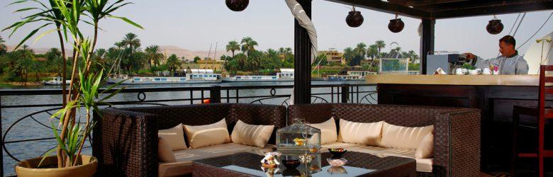 Creative om Kolthoum Dahabiya sundeck, Egypt