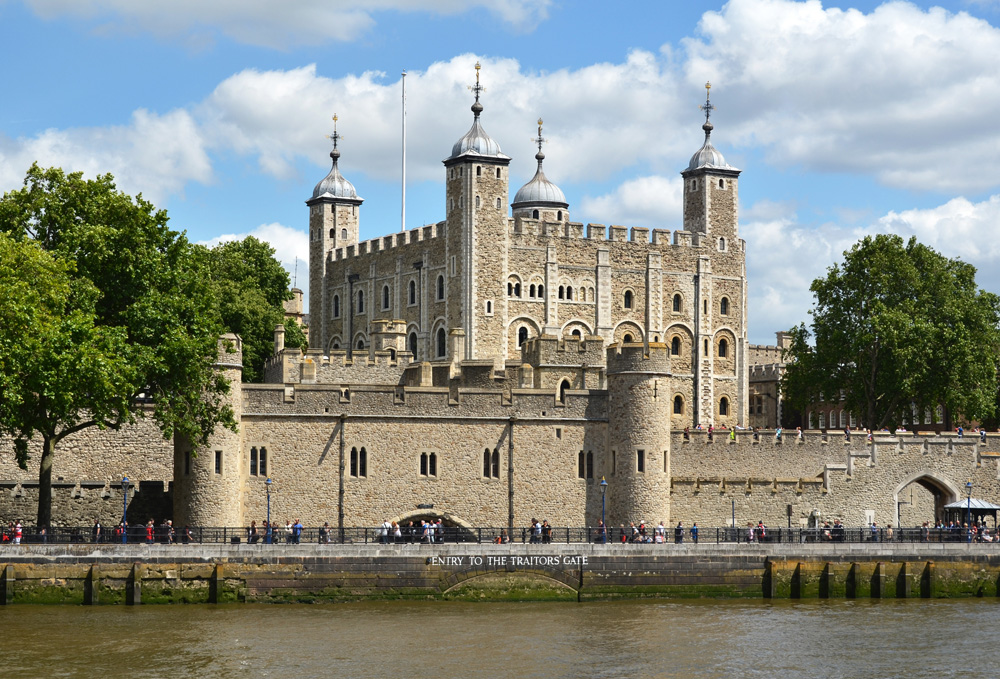 Tower of London in London, England, UK (United Kingdom)