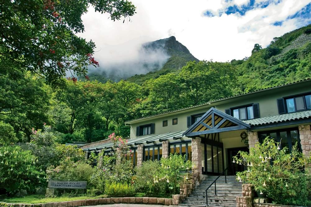 Belmond Sanctuary Lodge Stay of Distinction, Machu Picchu, Peru