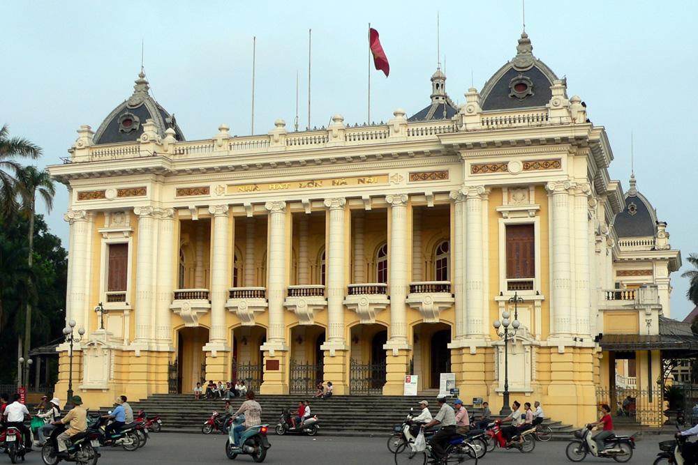 Hanoi Opera House, Hanoi, Vietnam