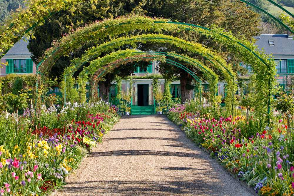 Monet's house and garden, Giverny, Normandy, France