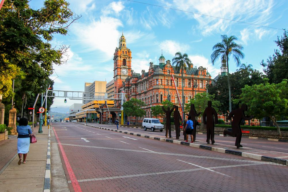 Pietermaritzburg City Hall, KwaZulu-Natal, South Africa