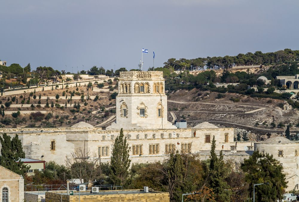Rockefeller Archaeological Museum, Jerusalem, Israel