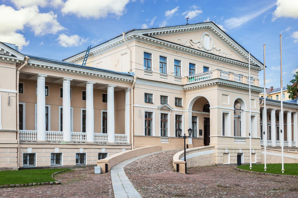 Yusupov Palace in St Petersburg, Russia