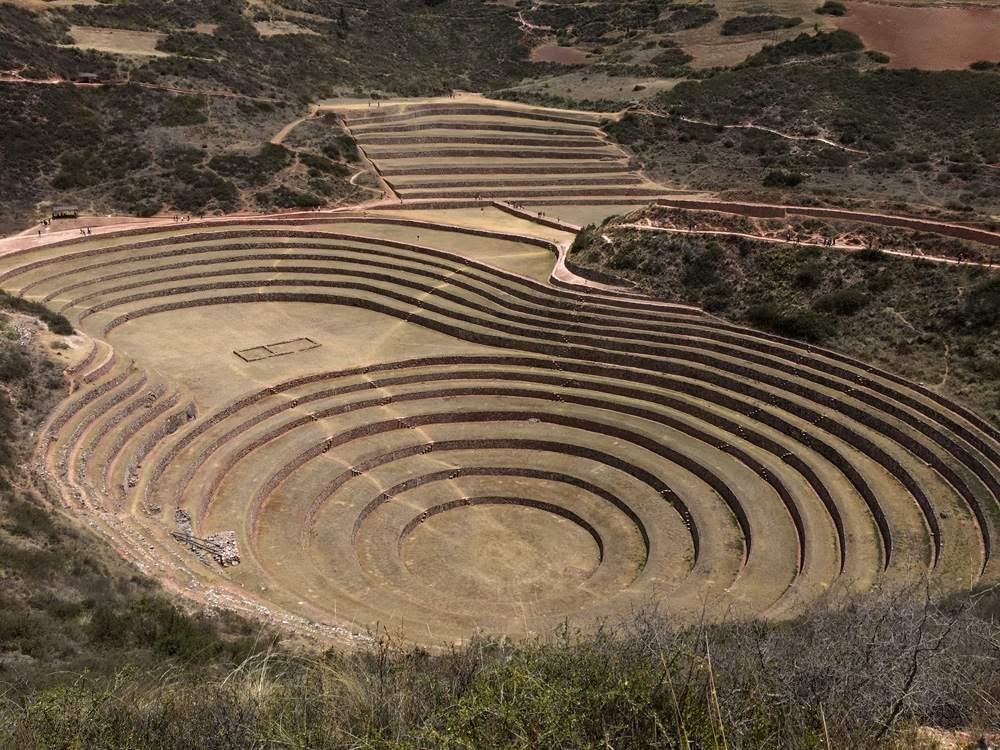 Aren Bergstrom - Moray Terraces, Sacred Valley, Peru