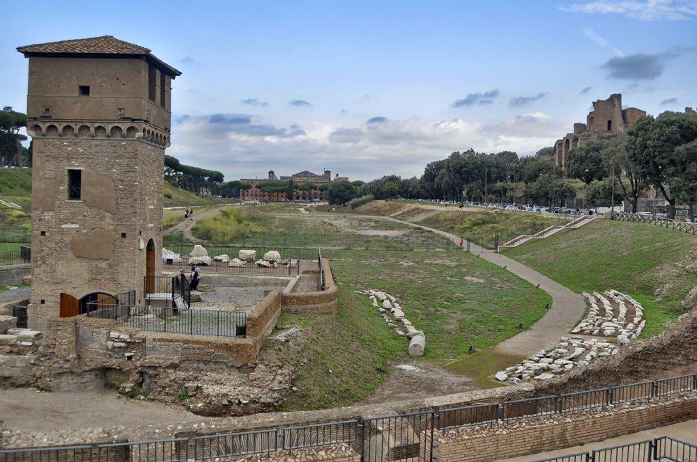 Circus Maximus, Rome, Italy