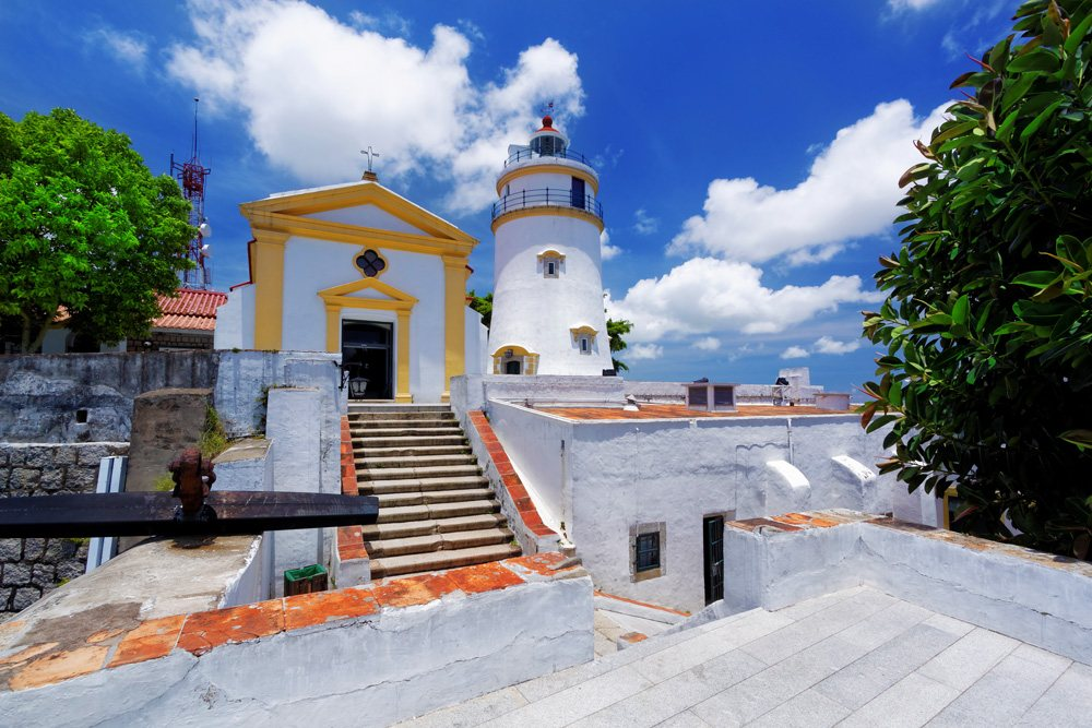 Guia Lighthouse, Macau