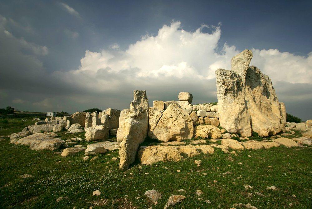 Megalithic Temples of Hagar Qim, Orendi, Malta