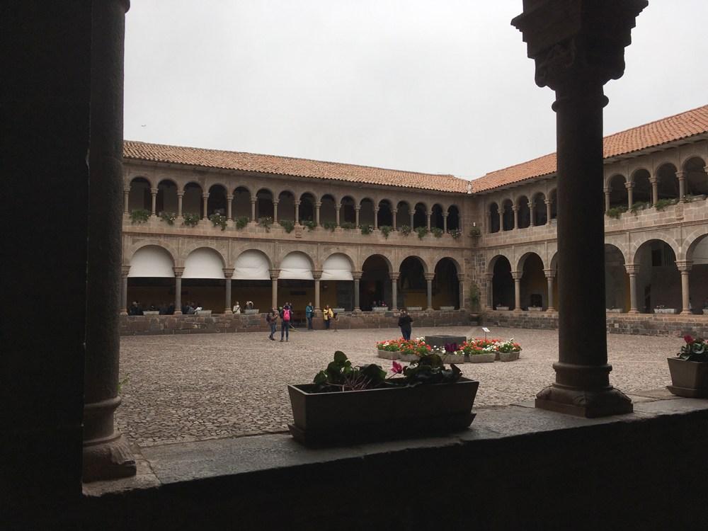 Aren Bergstrom - The Convent of Santo Domingo, Cusco, Peru