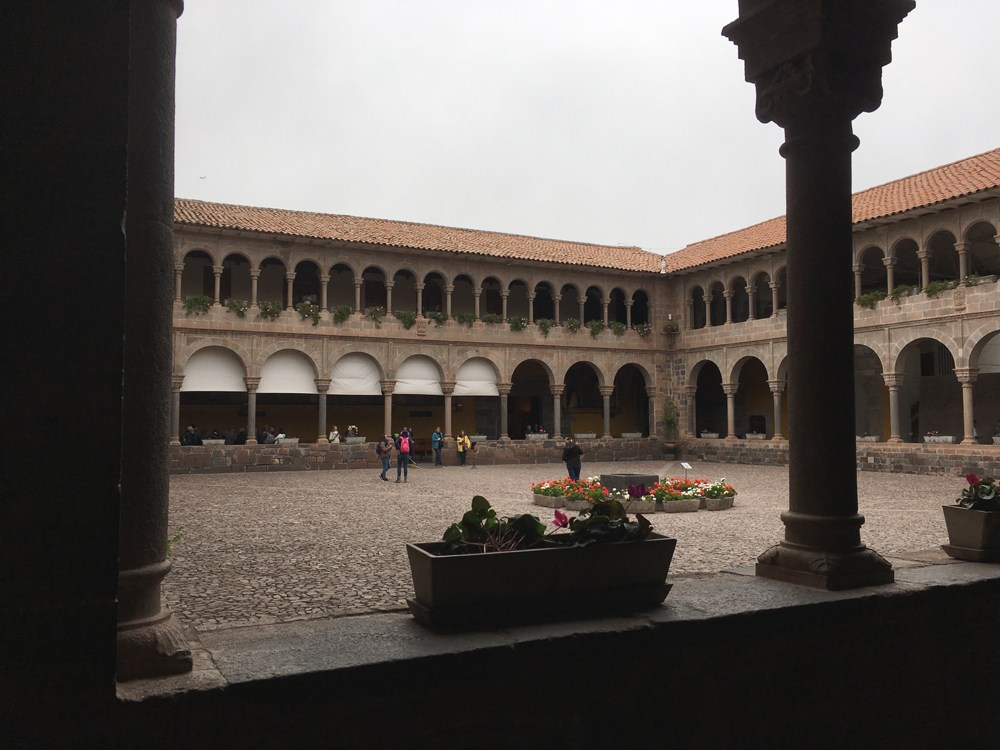 Aren Bergstrom - The Convent of Santo Domingo, Cusco, Peru