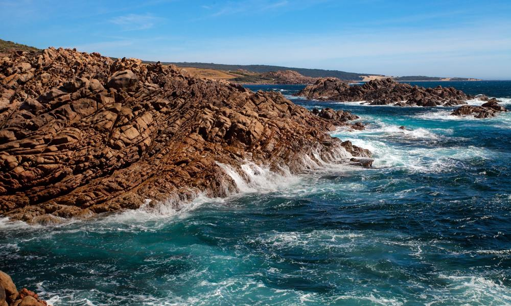 Canal Rocks, near Yallingup, Margaret River, Western Australia, Australia